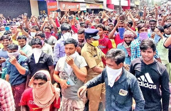 Helpline number launched for migrant workers in Kochi
