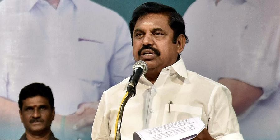 With TN polls a year away, Palaniswami resets image as a son of the soil-  The New Indian Express