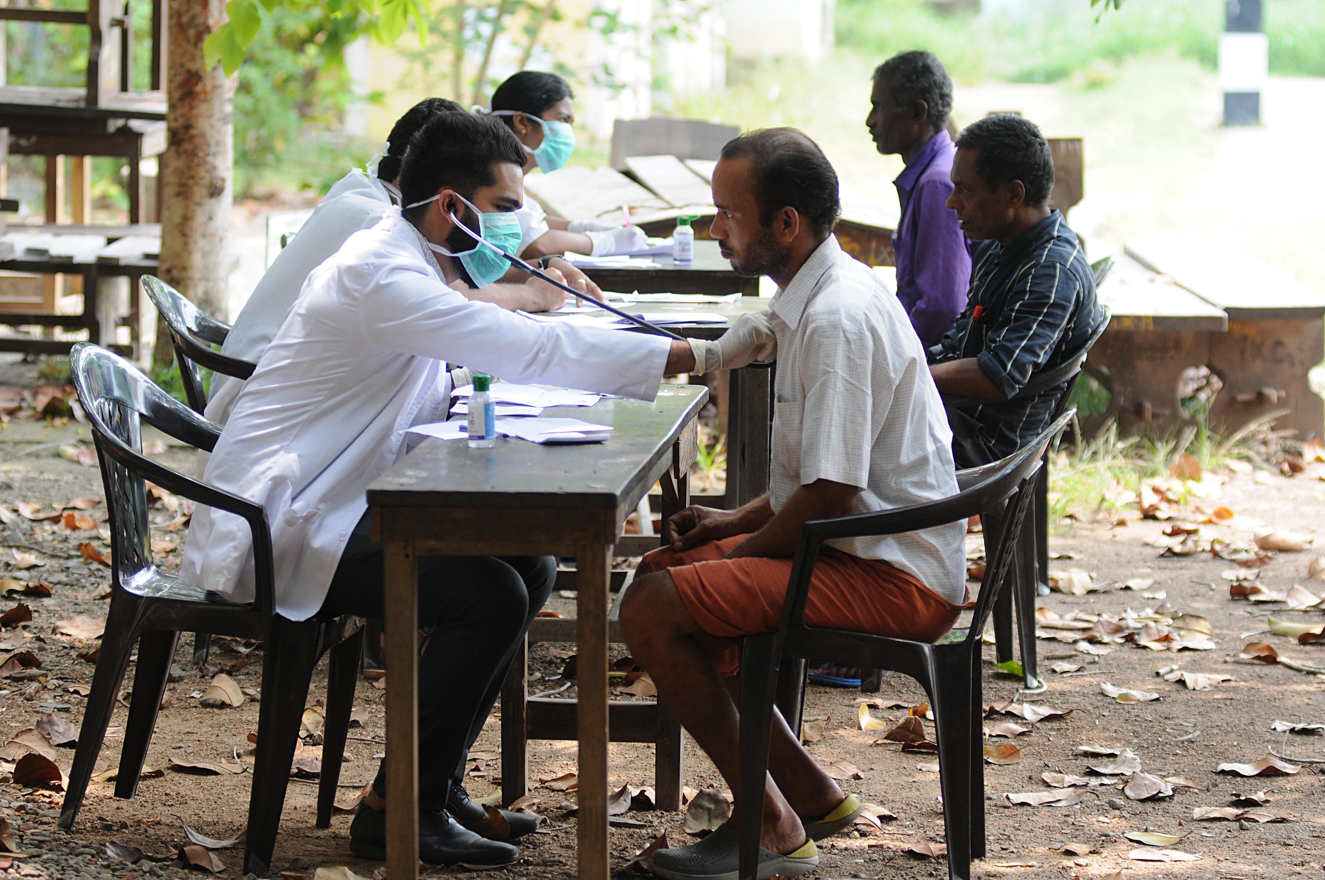 Houses built for endosulfan patients may be turned into COVID Care ...
