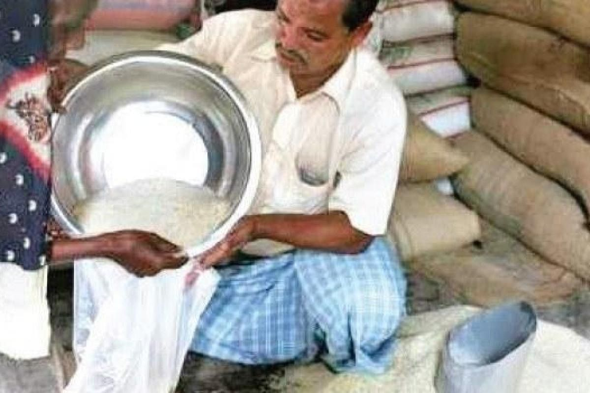 Kerala to distribute free rice through ration shops from April 1- The New Indian Express