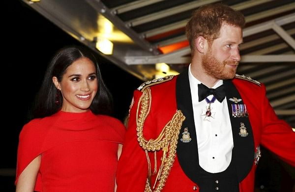 Royal goodbye: Prince Harry, Meghan Markle bid formal farewell as they step down from senior roles