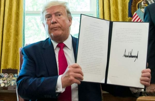 Trump administration renews four restrictions on Iran's nuclear program amid COVID-19 crisis