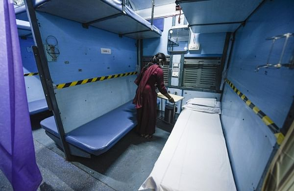 Modified rail coaches to provide 3.2 lakh isolation beds for COVID-19 patients: Railways