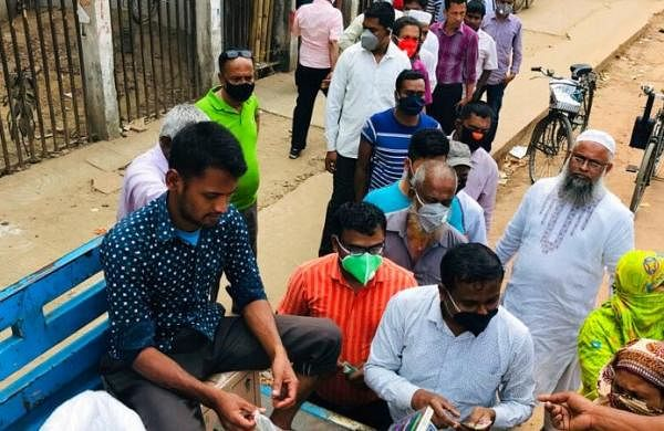 Bangladesh extends coronavirus lockdown to April 9 amid fears of community transmission