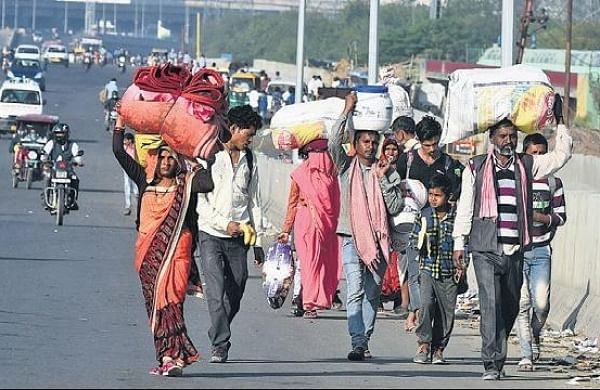 COVID-19 crisis: Bengaluru policetold to shift stranded migrant labourers to marriage halls