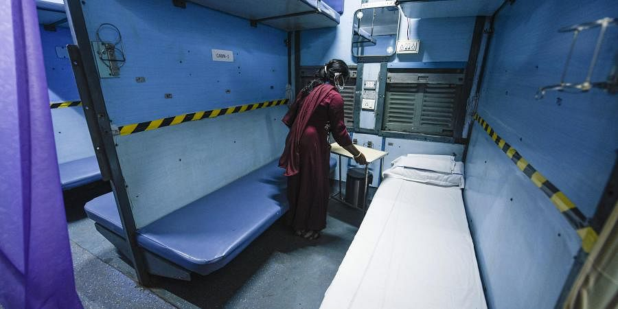train isolation ward
