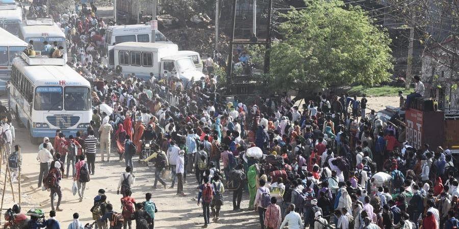 Migrant momvement