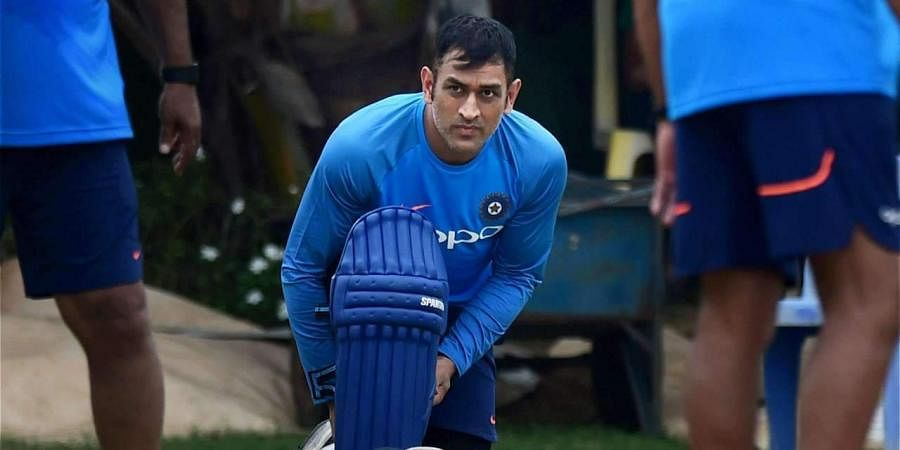 Former Indian skipper MS Dhoni
