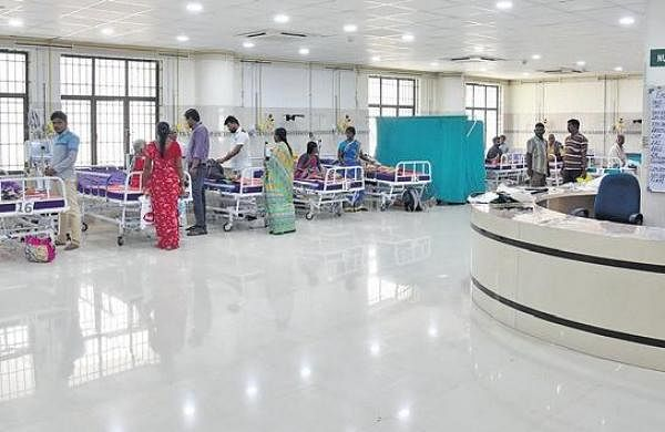 Medical college hospital at Omandurar estate becomes fully functional