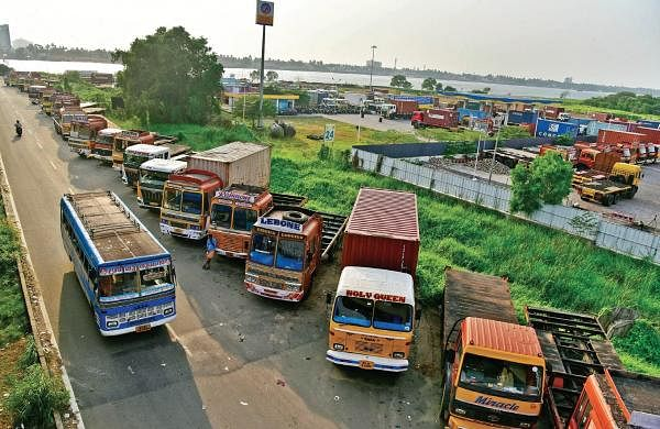 HC orders ignored; Container Road still a deathtrap