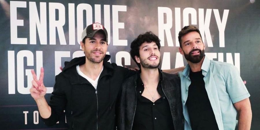 Enrique Iglesias and Ricky Martin will kick off their tour with a gig in Phoenix on September 5 and will afterwards hit venues all over North America.
