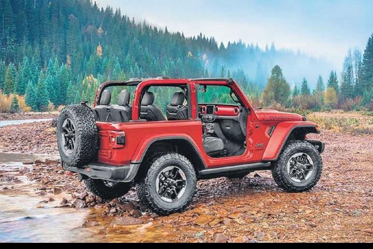 Fca S Premium Jeep Wrangler Rubicon Priced At Rs 69 Lakh Revs For India Entry On Mar 15 The New Indian Express