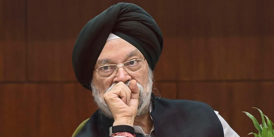 Union Minister Hardeep Singh Puri