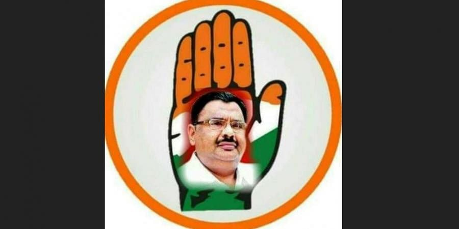 Surendra Singh Shera, independent MLA from Burhanpur, who backs Kamal Nath's government