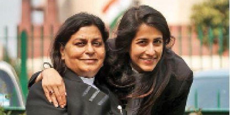 Geeta Luthra and Shivani Luthra