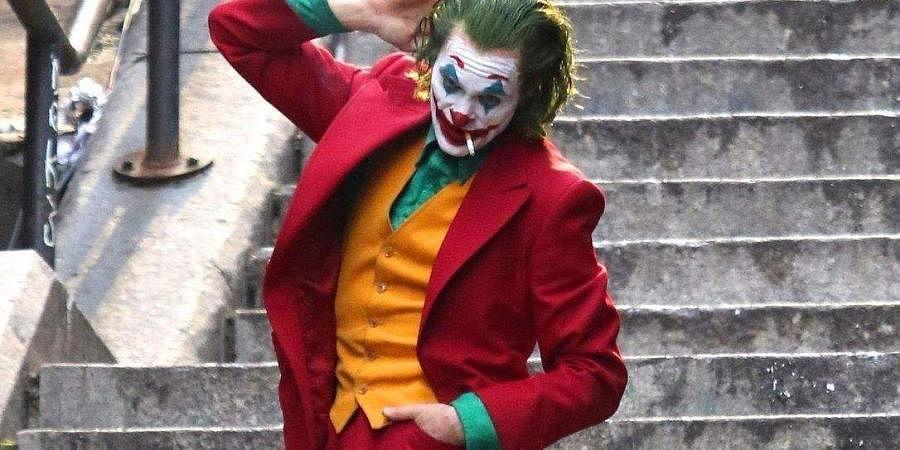 A still from Joaquin Phoenix-starrer 'Joker'.