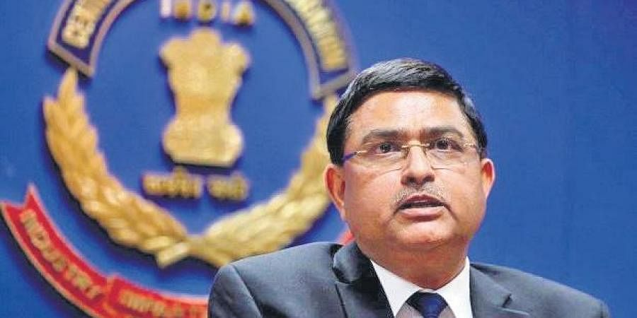 Former CBI special director Rakesh Asthana was embroiled in a bribery case lodged by the agency