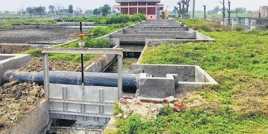 A 12-km underground pipeline network has reduced dependence of Punjab farmers on over-exploited ground water
