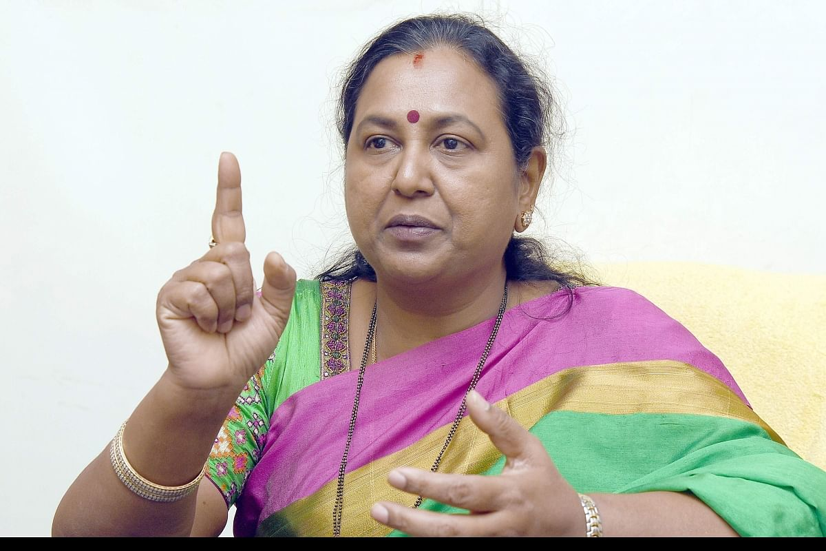 With the support of people, Vijayakanth will be next CM of Tamil Nadu, says  Premalatha- The New Indian Express