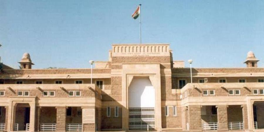 Rajasthan High Court. (Photo  PTI)