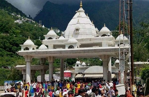 Vaishno Devi Shrine Board begins drills to put in place SoPs for pilgrimage