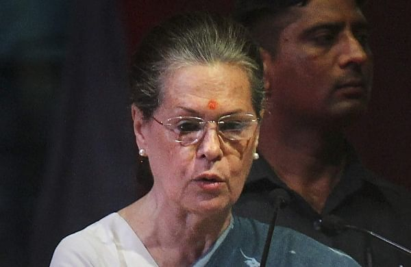 Sonia Gandhi asks PM Modi to give advance wages to MGNREGA workers