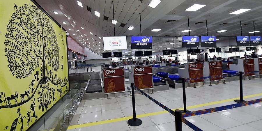 Delhi Airport. |  (File photo | PTI)