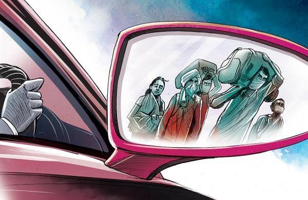 Yesterday's crisis haunts India now