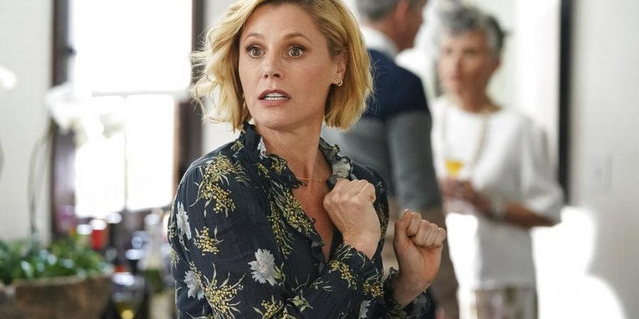 Actress Julie Bowen in a still from 'Modern Family'