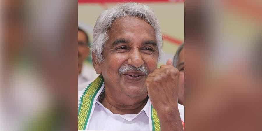 AICC general secretary and former Chief Minister Oommen Chandy