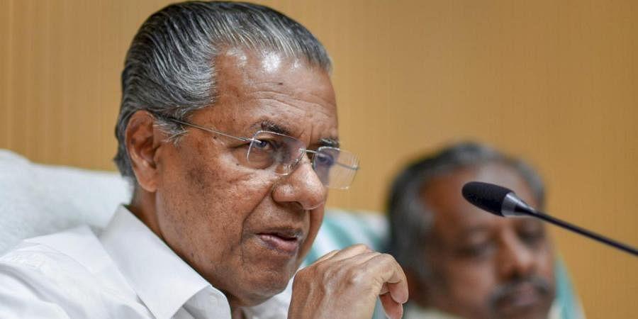 Kerala CMPinarayi Vijayan