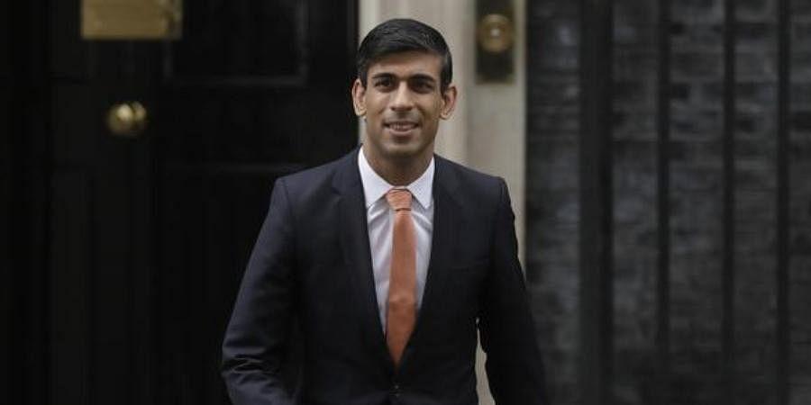 UK's Indian-origin finance minister, Rishi Sunak
