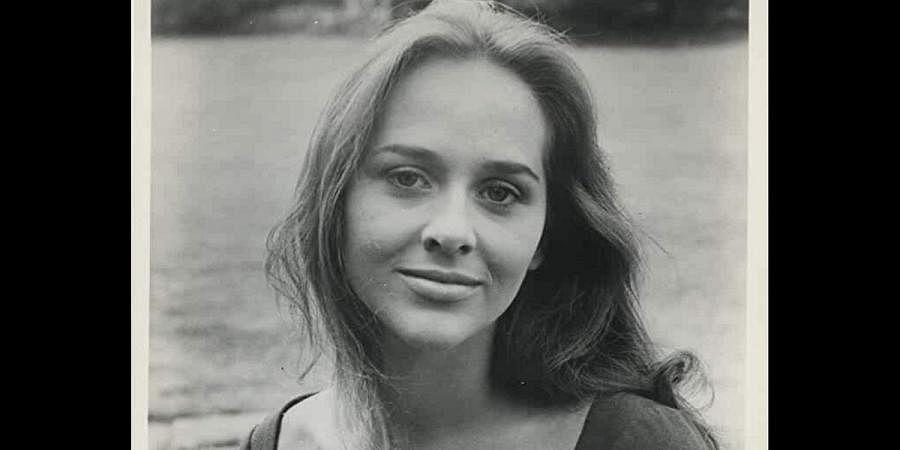 British actor Hilary Heath