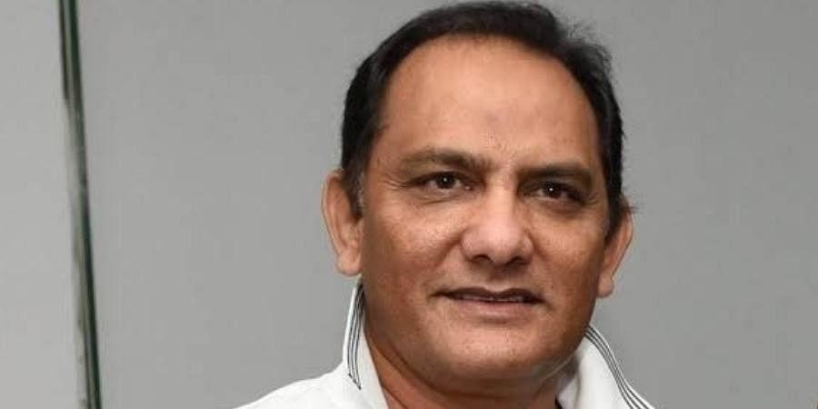 Former Indian skipper Mohammed Azharuddin