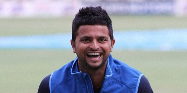 Indian cricketer Suresh Raina (Photo | PTI)