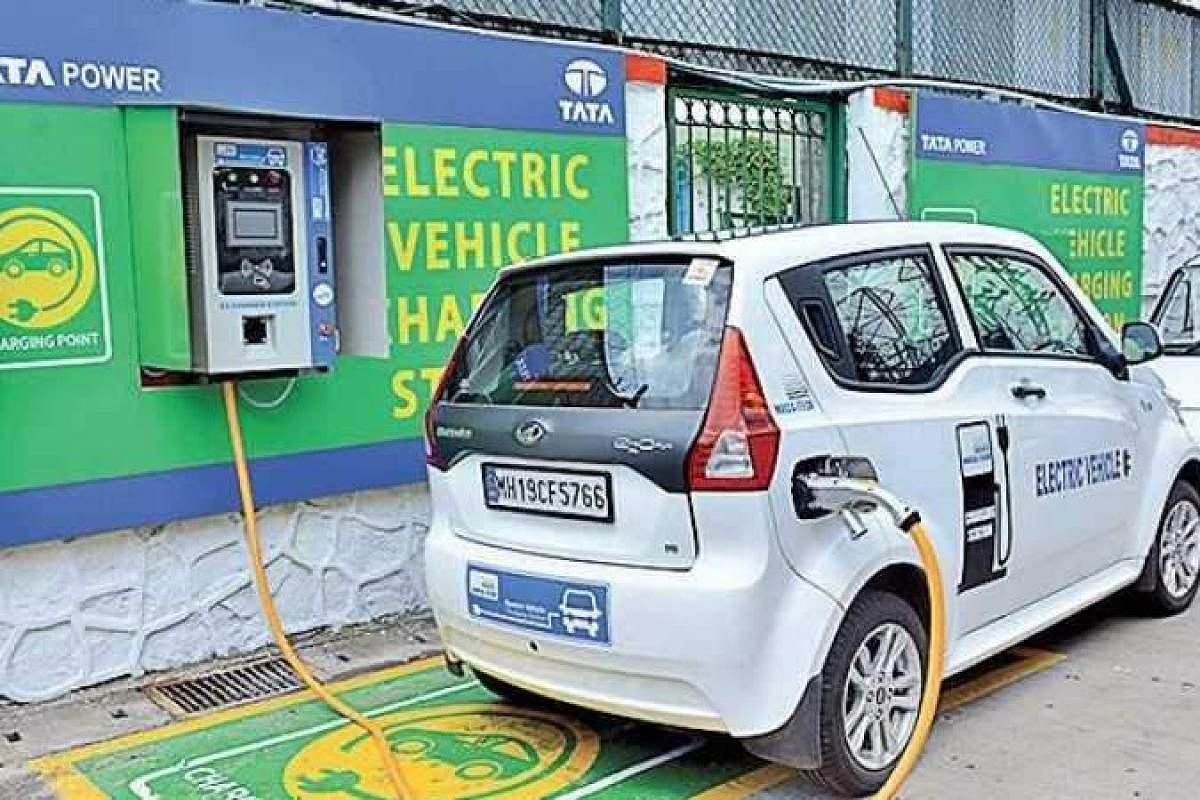 Electric Vehicles To Get Cheaper In Telangana As Road Tax Registration Fee Exempted The New Indian Express
