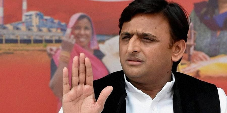 Samajwadi Party chief Akhilesh Yadav