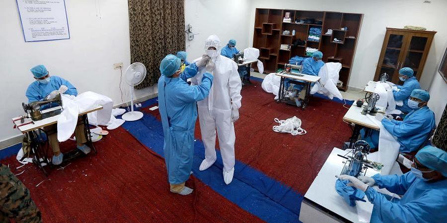 Coronavirus, PPE