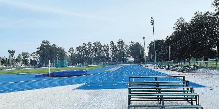 After curfew on Sunday, the athletes will resume isolated training starting Monday