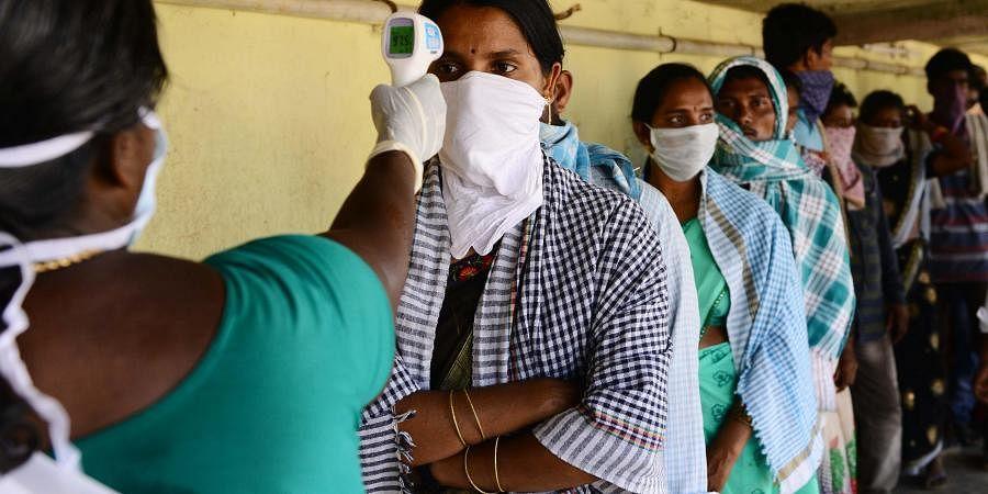 Coronavirus; migrant labourers