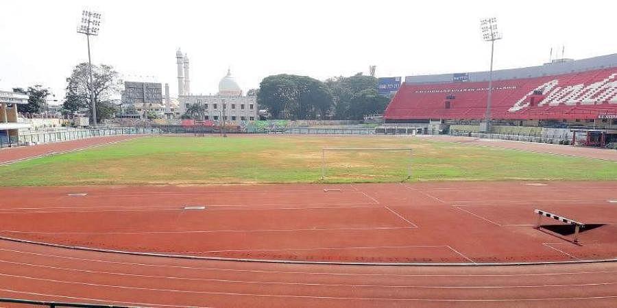 Sports Authority of India. (EPS)