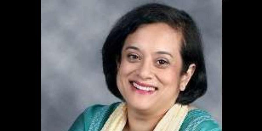 NASSCOM president Debjani Ghosh