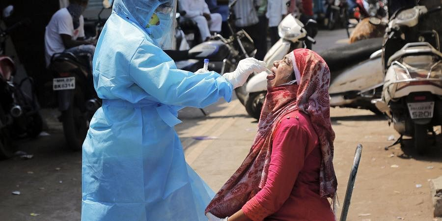 healthcare worker, coronavirus testing