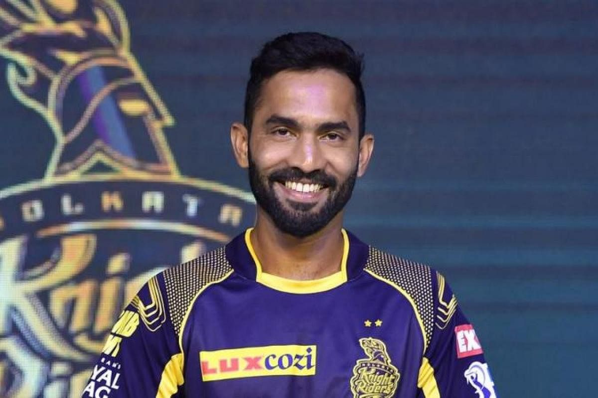 Still have lot to offer in T20 format, says KKR skipper Dinesh Karthik- The  New Indian Express