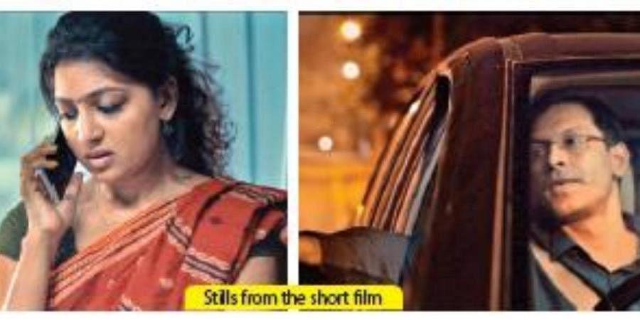 Short film 'Side effect'