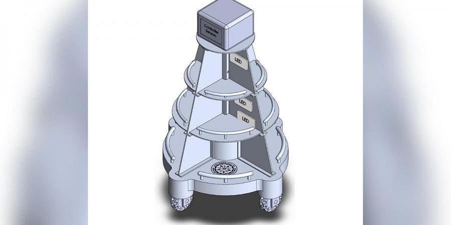 The wardbot concept