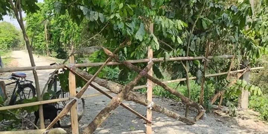 Coronavirus scare: Northeast villages seal borders, isolate from outside world; Assam