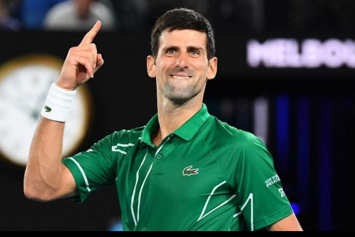Djokovic Proposal Could Benefit Indian Tennis Players Hit By Coronavirus Cancellations The New Indian Express