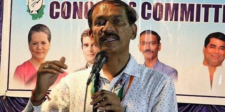 Congress leaderGirish Chodankar