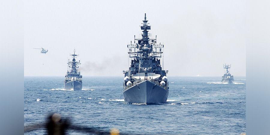 Indian navy, Indian Coast